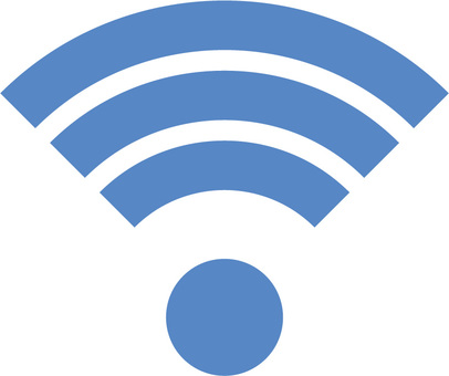 wifi icon illustration mark