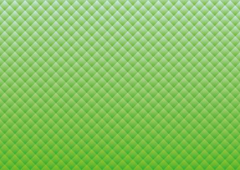 鑽石漸變圖案淡黃綠色