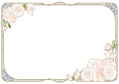 Art Nouveau _ Roses