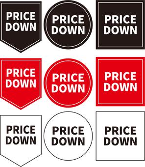 Price Down Set