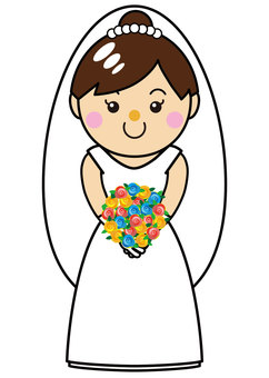 Female 33_01 (Bride / Marriage)