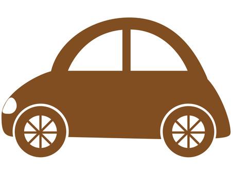 Car (Brown)