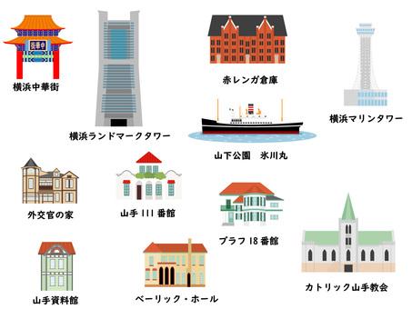 Kanagawa sightseeing spot 2 Yokohama