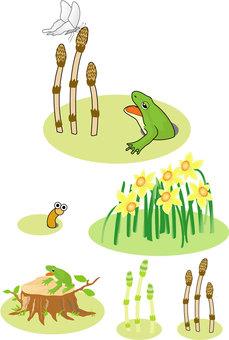 경칩 ~ 봄의 각성 ~