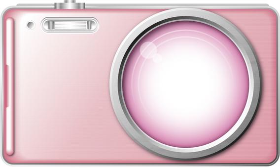 Digital camera 2 (pink)
