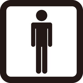 Male pictogram