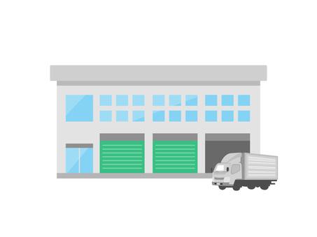 Warehouse icon 03