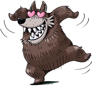 UMA Bear Wolf