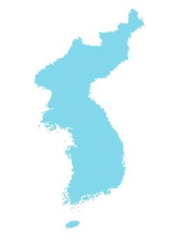 Dot map Korea 1