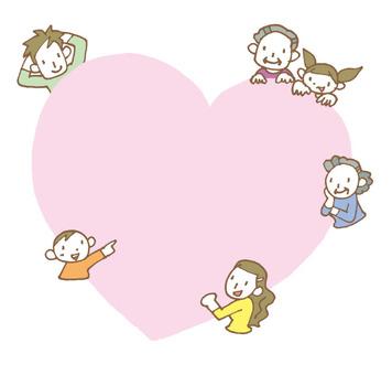 Heart family