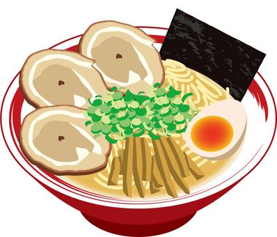 拉麺 豚骨 単品2