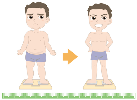 Diet male 3 · Before after