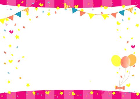 Festive frame 12