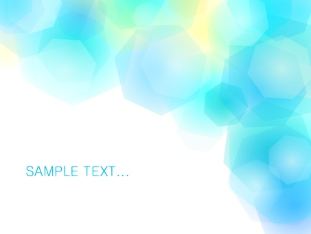 Crystal light blue wallpaper (background material)
