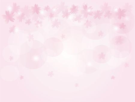 벚꽃 무늬 2