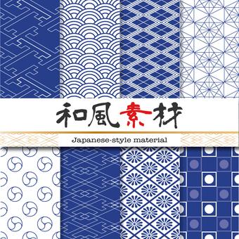 Japanese Pattern Pattern
