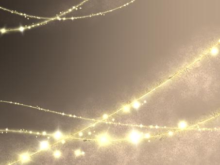 Glitter Line Background (Brown)
