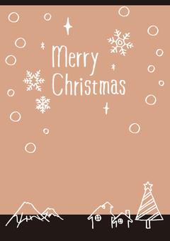 手繪聖誕節3