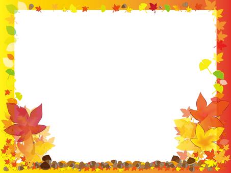가을이 가득 프레임