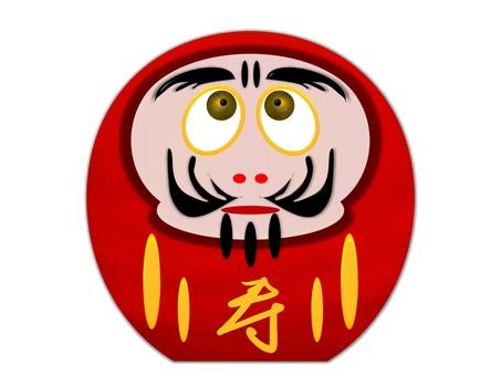 Mr. Dharma 02 New 'upper eyes'