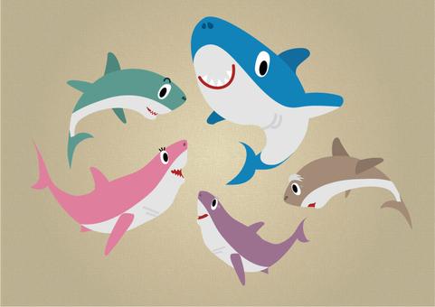 상어 가족