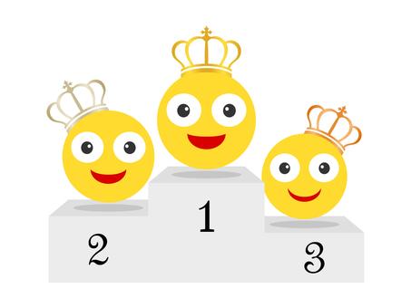 Face icon set 8