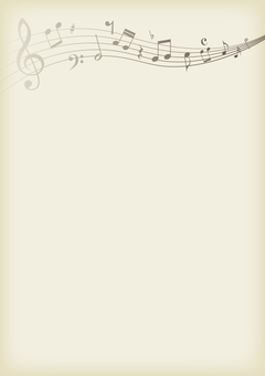 A4 note template 2