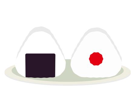 Rice ball 5