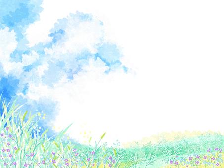 Summer landscape 4