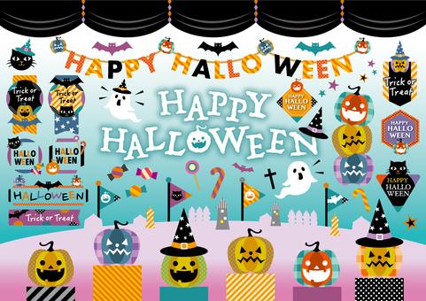 Halloween set_A