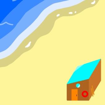 Sea hut