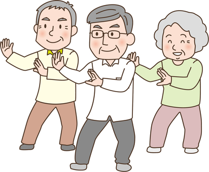 Elders Tai Chi