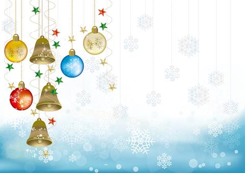 Snow Crystal Ornament ball 28