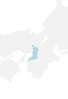 Dot Map Osaka 1