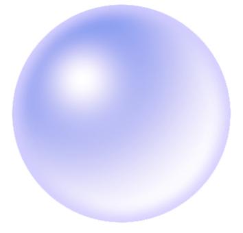 Murasaki glass ball