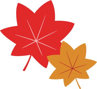 Autumn Leaves Pattern 2