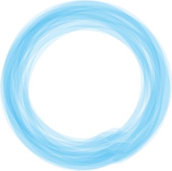Light blue marker wind