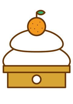 Kagami cake 4c