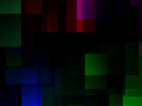 Colorful dark