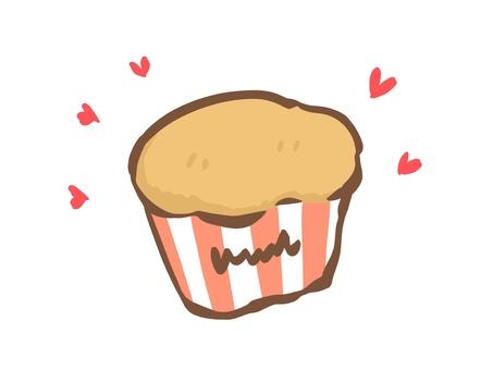 Cupcake plain