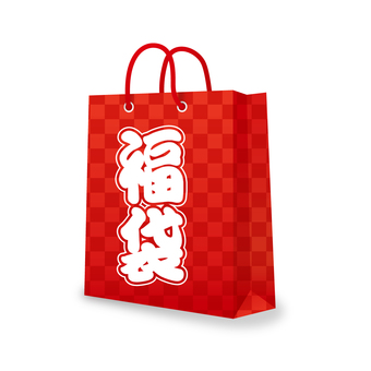 Lucky bag illustration 5