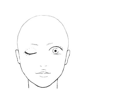 Hair makeup design paper 2