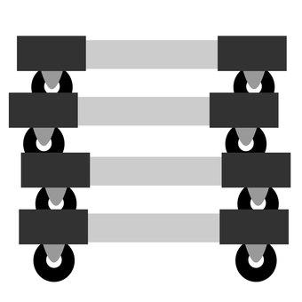Platform truck 4