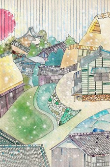 Townscape _ Japanese style 02