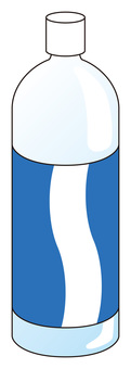Pet bottle juice
