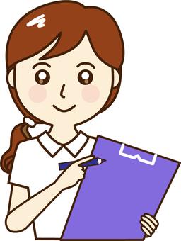 Public health nurse (file)