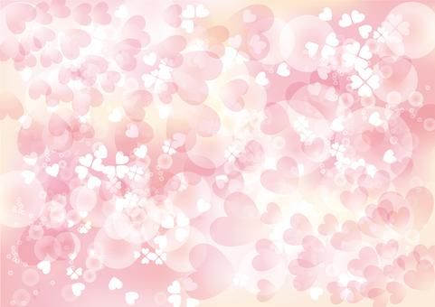Heart pattern 35