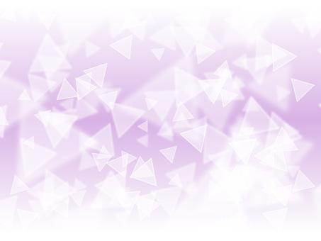 Triangular light · light purple
