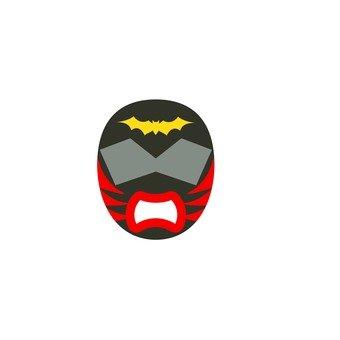 Wrestling mask 4