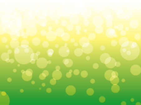 Glitter background material green gradient